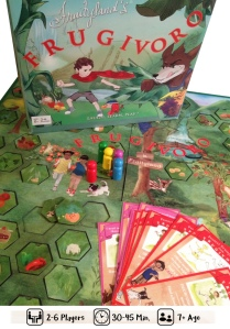 Frugivoro: a board game about health food